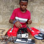 African Wonder Kid dominationg Electrical Engineering in Zambia